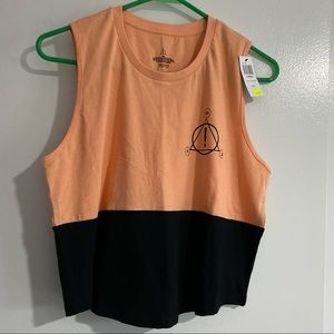 Panic! At the Disco Cropped Tank
